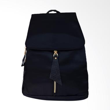 Catriona By Cocolyn Barbara Backpack Tas Ransel Wanita - Black