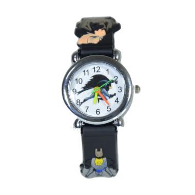 Batman DnB Collection Chrome Jam Tangan Anak - Hitam