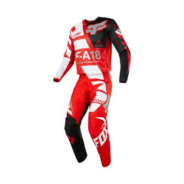Fox 180 Sayak Jersey Otomotif - Red ...  30] 19428-19429-003-S30C