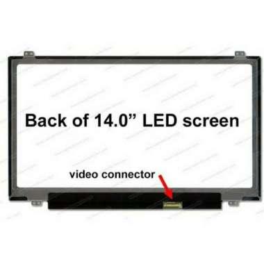 harga Jual LCD LED Laptop Acer one 14 Z1402 series 14.0 SLIM 30PIN - NEW Berkualitas Blibli.com