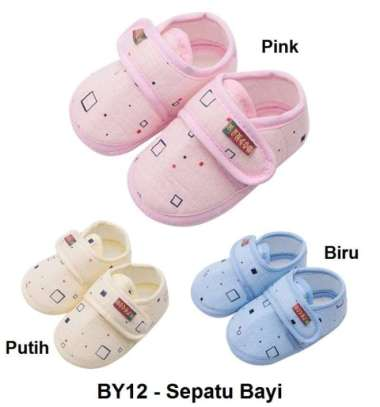harga Dijual BY12 - Sepatu Sendal Sandal Bayi Anak Prewalker Newborn Baby Shoes Limited Blibli.com
