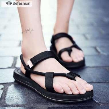 harga Sepatu Sandal Pria - Wanita Nyaman Anti Slip untuk Hiking - Trekking Multicolor Blibli.com