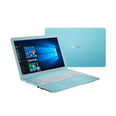 Asus X441NA-GA405T Notebook - Aqua  ... D-RW/Win 10 Home/14 inch]