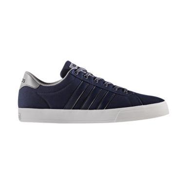 adidas Neo Daily Sepatu Olahraga Pria - Navy [NEO B74310]