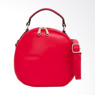 Lorica by Elizabeth Keala Hand Bag - Merah
