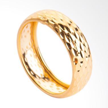Emas Gold Gloria APL190033 Ring 10 Bangkok Cincin Emas