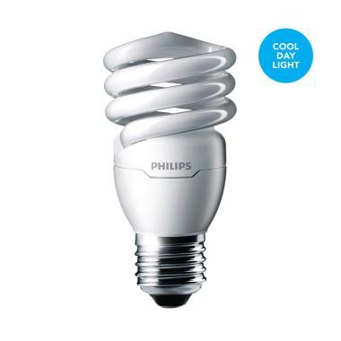 Philips Lampu Tornado 15W Cool Day Light/Putih