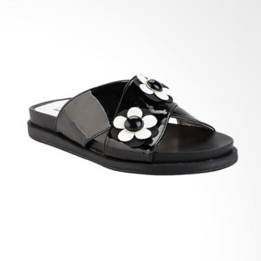 Farish Chopra Sandals Wanita - Black