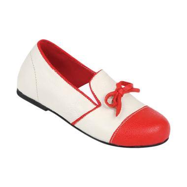 Zeintin ZSAP28 Sepatu Anak Perempuan - Cream