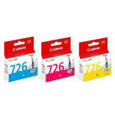 harga CANON TINTA 726 COLOUR / CARTRIDGE CANON 726 / CANON 726 / TIN14-CAN WARNA Blibli.com