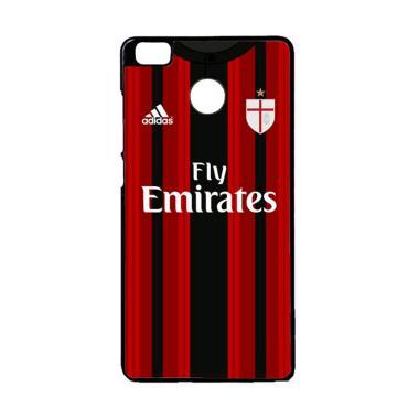Bunnycase AC Milan Tshirt L0104 Cus ... Casing for  Xiaomi Mi Max