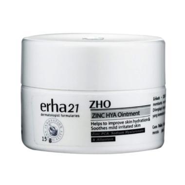 ERHA21 Zinc Hya Ointment Pelembab Wajah