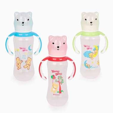 harga Jual Botol Susu Bayi Karakter Panda Ada Pegangan 250ml Young Young 822 Murah Blibli.com