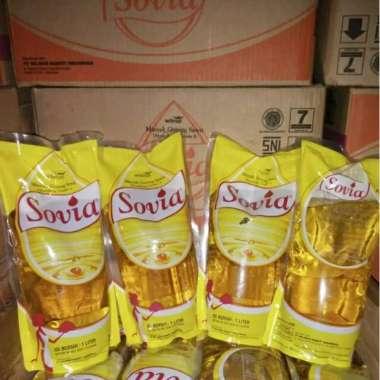 Minyak Goreng SOVIA Minyak SOVIA 1 liter