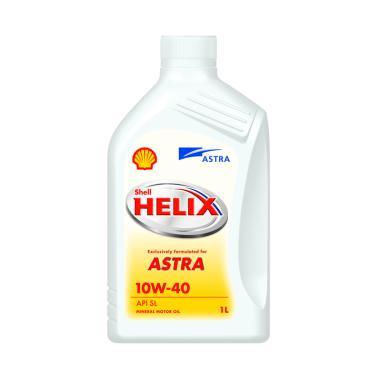 Shell 8997020570281 Helix Astra 10W 40 Oli Pelumas Mobil 1 L