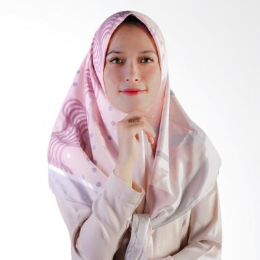 Miranti Scarf Jilbab - Pink