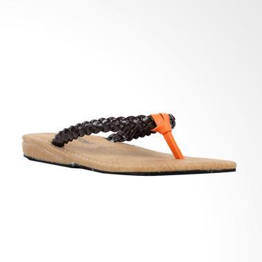 Ghirardelli Yuki Flip Flop Sandal - Brown