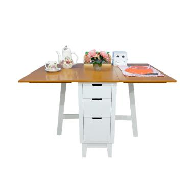 The Olive House Jasmine Folding Table