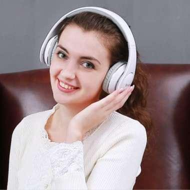 harga Dijual Beevo HiFi Super Bass Headphone dengan Mic - BV-HM740 Limited Blibli.com