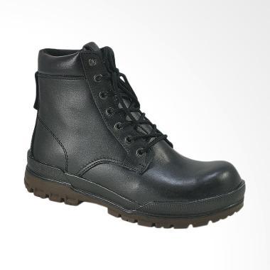 JAVA SEVEN Sepatu Tracking Pria - Hitam [ABM 131]