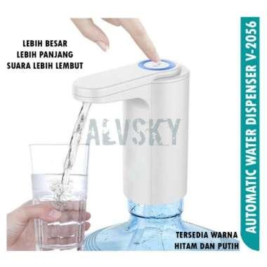 harga Dijual POMPA GALON ELEKTRIK  DISPENSER AIR ELEKTRIK - Putih Limited Blibli.com