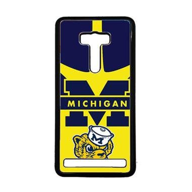 Acc Hp Michigan Wolverines Z4911 Cu ...  Zenfone 2 Laser 5.5 Inch