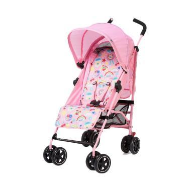 Mothercare Nanu Scrapbook Kereta Dorong Bayi