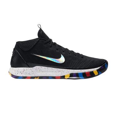 NIKE Kobe AD Sepatu Basket Pria - Black