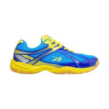 Spotec Mugen Sepatu Badminton Pria - Biru