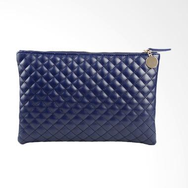 Paroparoshop Terria Clutch - Navy Blue