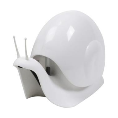 HomeStuff Bentuk Siput Dispenser Tempat Sabun Cuci Tangan - Putih