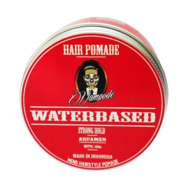 VAMPODE Waterbased Aquamen Pomade - Heavy Red [Lokal]