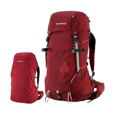 Montbell Carriel Womens Series KItra Pack 40L Backpack Tas Gunung