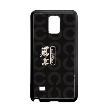Acc Hp Coach Bag X4858 Custom Casing for Samsung Note 4