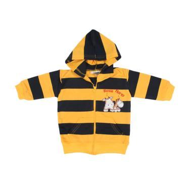 TOMPEGE TP-18111 Jaket Anak Laki-laki - Kuning