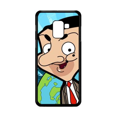 harga Bunnycase Mr. Bean Funny L0540 Custom Hardcase Casing for Samsung Galaxy A5 2018 or A8 2018 Blibli.com