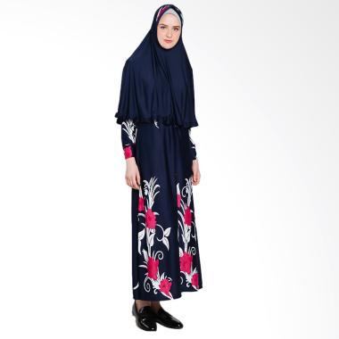 Koesoema Clothing Kalila Setelan Ga ...  Jilbab - Navy [All Size]