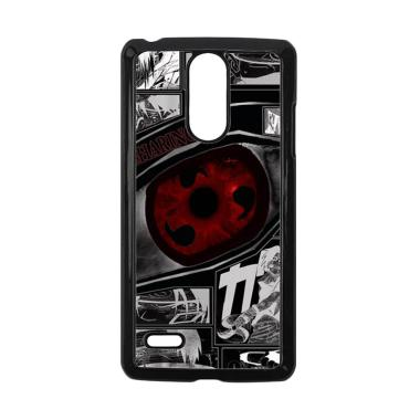 Nillkin For LG K10 Super Frosted Shield Hard Case Original Hitam Gratis Tempered. Source · Cococase Anime Naruto Sharingan X4954 Casing for LG K10 2017