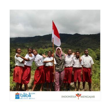 Iuran Publik - Indonesia Mengajar Kab. Pegunungan Bintang [Rp. 52.500]