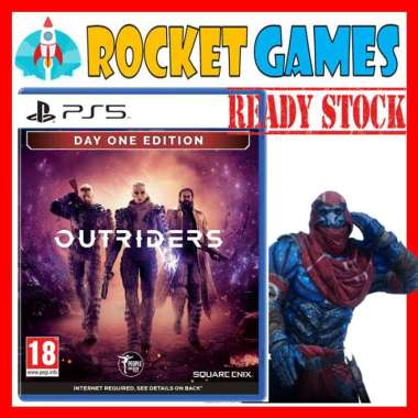 harga Rocket Games - PS5 Outriders Day One Edition Blibli.com