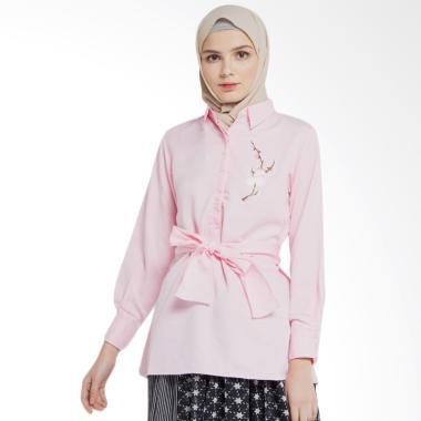 Delarosa Pikura Tunik Baju Muslim Wanita