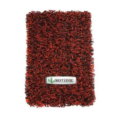 Next Level Luxury Karpet Mobil for  ...  - Red Black [Cabin Only]