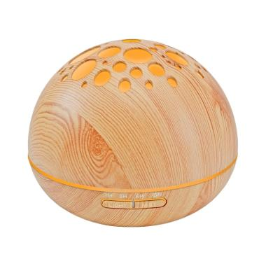 SINYO'S H34 Wooden Humidifier Aroma ... th Essential Oil [300 mL]