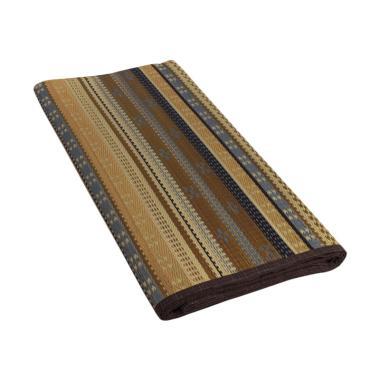 Hagihara Motif Lurik Igusa Karpet - Biru