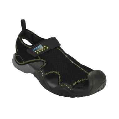 Crocs Swiftwater Outdoor Clog M San ...  Pria - Black [202251070]