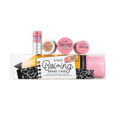 Benefit Boi-ing Concealer Kit with Erase Case - Shade 02