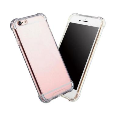 LOLLYPOP Anti Crack Softcase Casing for OPPO A57 or A39 - Clear