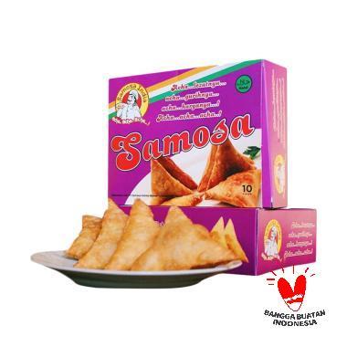 Acha Samosa Isi Keju Makanan Basah [10 pcs]