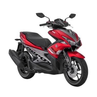 Yamaha Aerox 155 VVA Sepeda Motor [VIN 2018/ OTR Jawa Tengah]