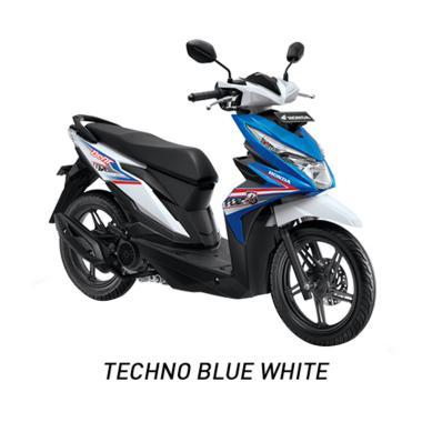 Honda All New BeAT eSP FI Sporty CBS Sepeda Motor [VIN 2018/ OTR Jawa Timur]